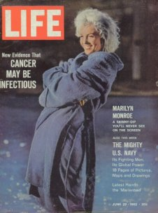 Couverture de LIFE magazine du 22 juin 1962