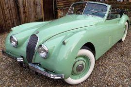 Jaguar XK120 de 1948