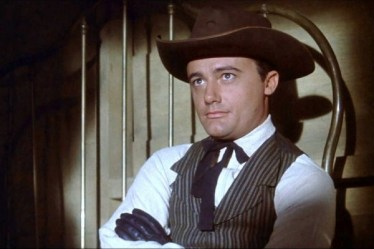 Robert Vaughn alias Lee dans Les 7 mercenaires - 1960