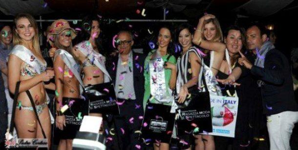 Ragazza Moda e Spettacolo Campania