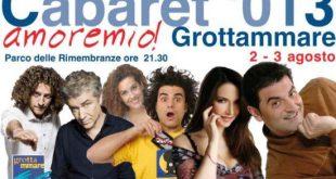 Cabaret, amoremio 2013