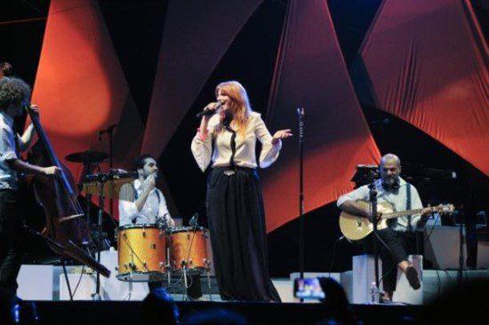 Chiara Galiazzo tour