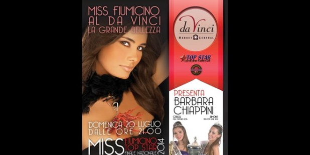 Miss Fiumicino 2014