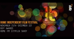 RIFF Rome Independent Film Festival 2016