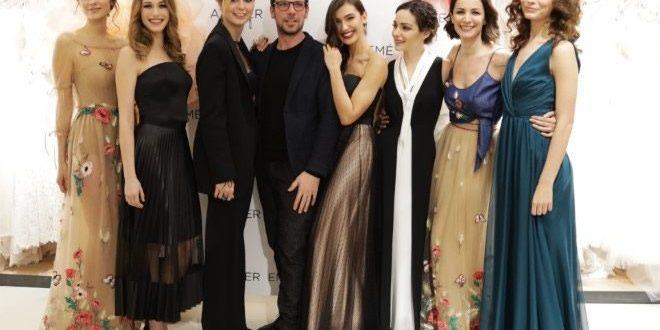 L'Atelier Emé ospita l'amore e tante star