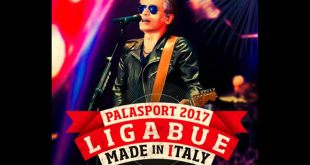 Luciano Ligabue - Made in Italy Palasport 2017