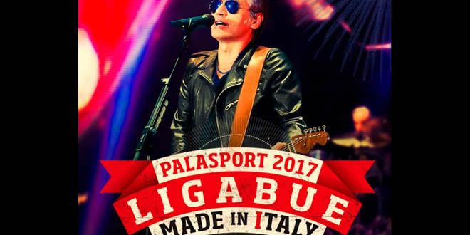 Luciano Ligabue è Made in Italy 2017
