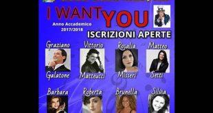 I want you - Centro Studi delle Arti