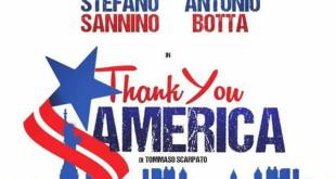 Thank You America di Tommaso Scarpato
