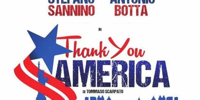 Thank you America torna al teatro Sanacore