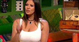 Fabiana Britto de Melo in trasmissione su Rai 4