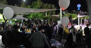 Il party DConcept a Villa Diamante