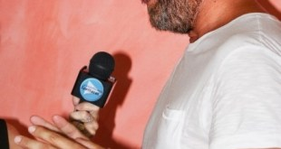 Intervista a Giò di Tonno. Foto di Giancarlo Cantone.