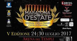 Maratona d'estate 2017 - Paestum