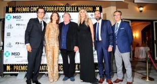 Premio cinematografico delle Nazioni 2017. Gli ospiti al Grand Hotel San Pietrodi Taormina. Foto Ufficio Stampa.