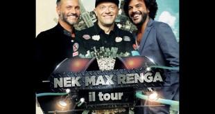 Nek Max Renga il tour