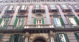 Palazzo Cavalcanti a Napoli
