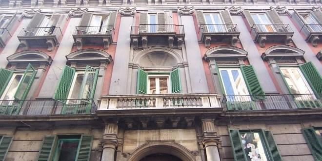 Napoli, il Cinema a Palazzo Cavalcanti