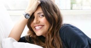 Serena Rossi. Foto di Santa Camilli.