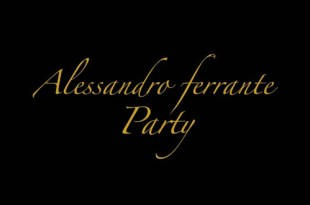 Alessandro Ferrante Party 2017
