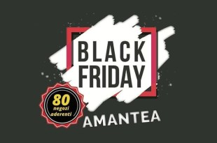 Black Friday ad Amantea