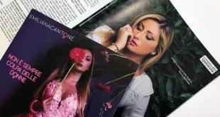 L'album di Emiliana Cantone, Non è sempre colpa delle donne per La Gazzetta dello Spettacolo
