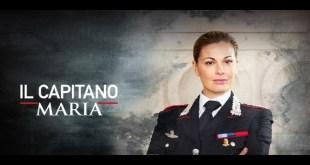 Vanessa Incontrada è Il capitano Maria