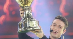 Irama vince Amici 2018. Foto da Web.