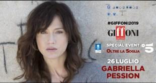 Gabrella Pession a Giffoni Film Festival 2019