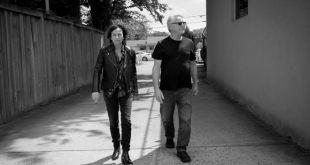 Gianna Nannini e John McBride. Foto di Alexandra Waespi