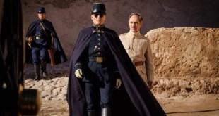 Johnny Depp in una scena di Waiting for The Barbarians
