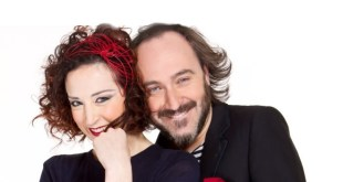 Marta e Gianluca. Foto di Francesco Margutti