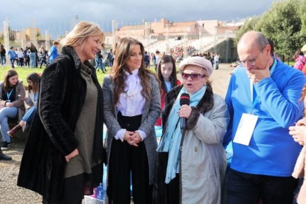 Anna Capasso e Marika Ferrarelli all'evento Unicef Campania