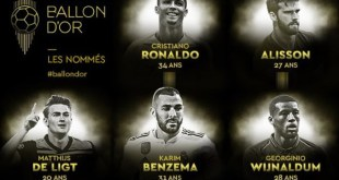 Pallone d'oro 2019