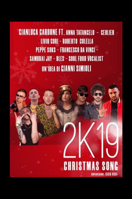2k19 Christmas Song la canzone di Radio Marte