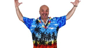 Peppe Iodice protagonista di Jody Beach Party
