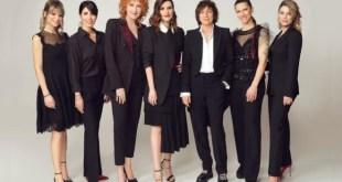 7 donne AcCanto a te - Una Nessuna Centomila. Foto di Cosimo Buccolieri