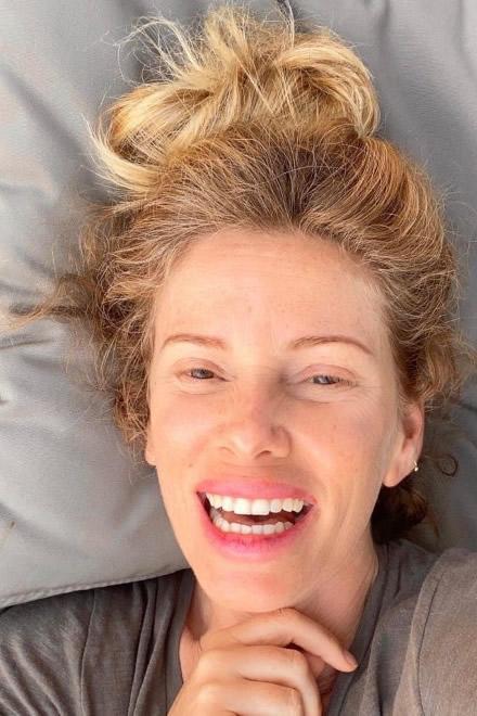 Alessia Marcuzzi senza filtri