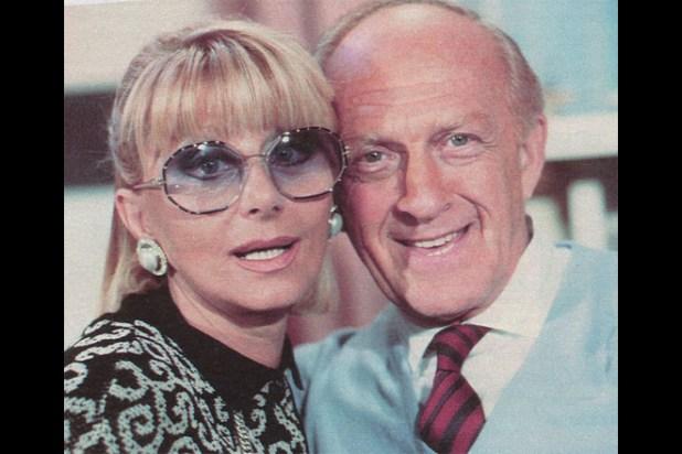 Sandra Mondaini e Raimondo Vianello. Foto da Ufficio Stampa
