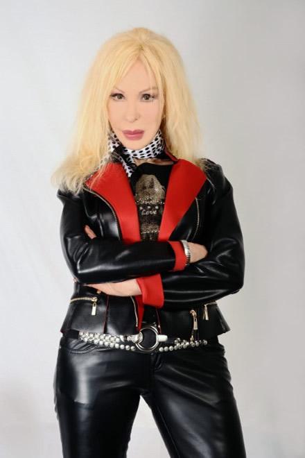 Wanda Fisher. Foto di Gabriele Caroncini