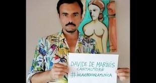 Davide de Marinis per la Festa mondiale della Musica