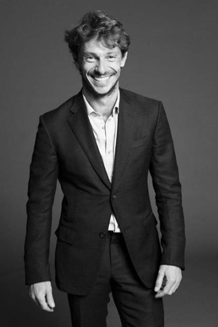 Giorgio Pasotti. Foto dal Web