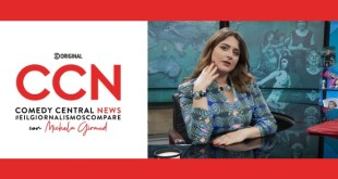 Michela Giraud per CNN Comedy Central News