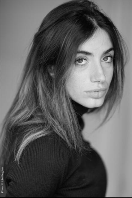 Virginia Valsecchi. Foto di Julie Reggiani