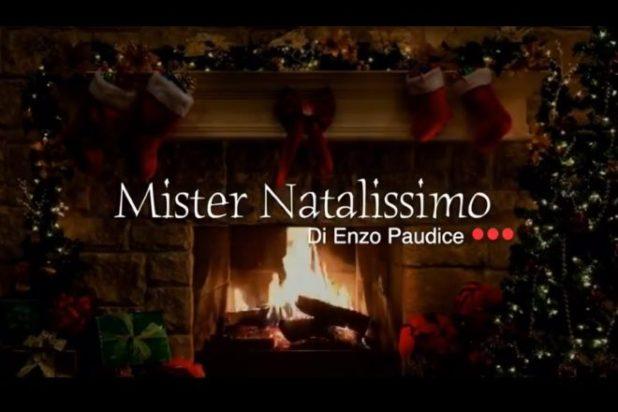 Mister Natalissimo di Enzo Paudice
