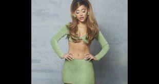 Ariana Grande. Foto di Dave Meyers