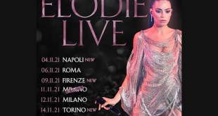 Elodie Live - Date 2021