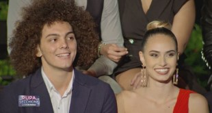 Alessio Guidi e Stephanie Bellarte