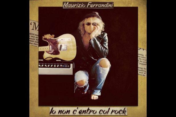 Maurizio Ferrandini - Io non c'entro col rock