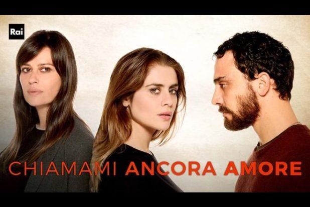 Claudia Pandolfi, Greta Scarano e Simone Liberati per Chiamami ancora amore